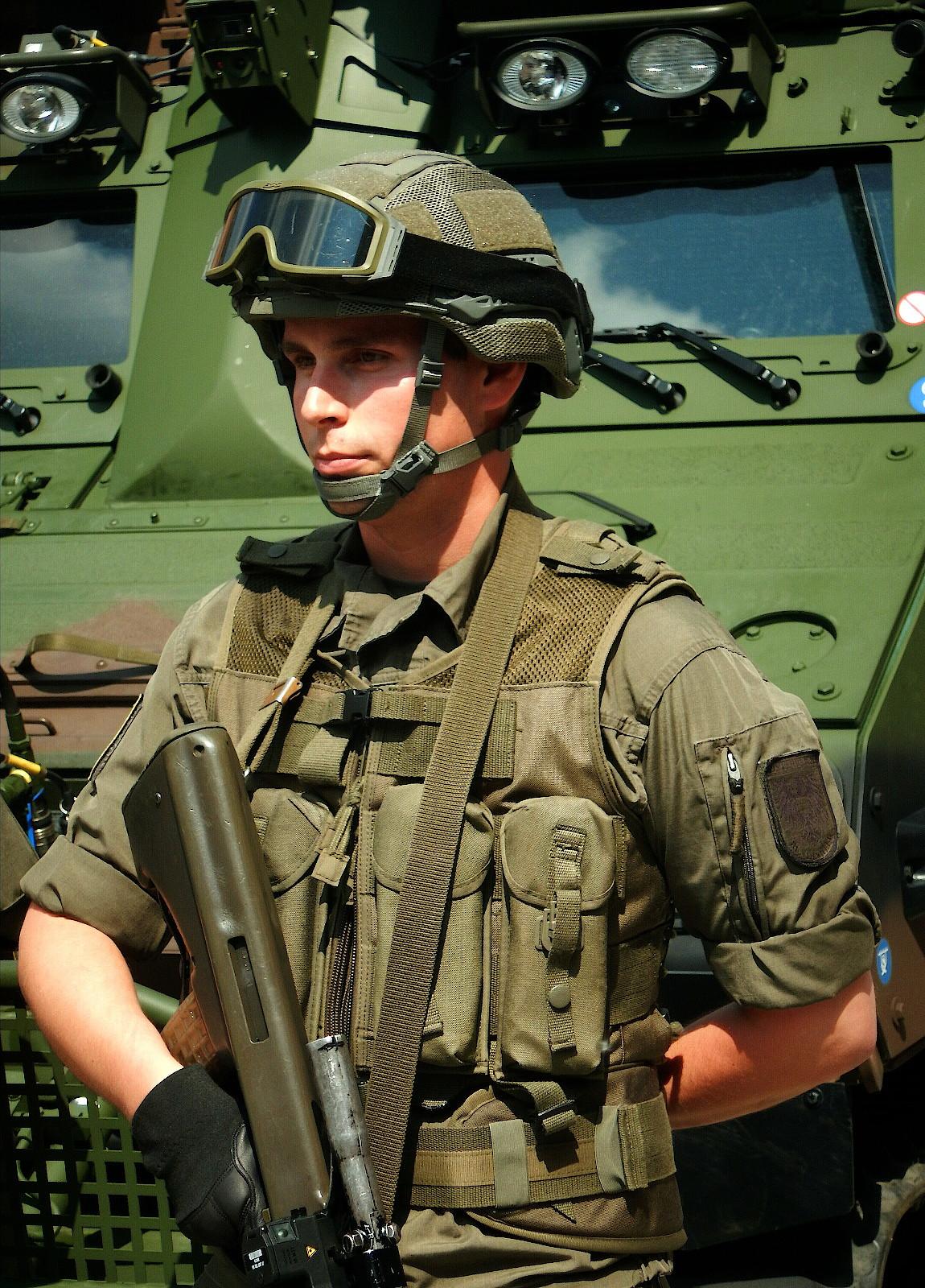 Die neuen Fahrzeuge bedeuten geschützte Mobilität auf hohem Niveau für Österreichs Soldaten © DoppeladlerTeam/Vojtenko