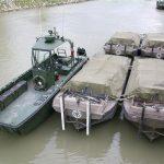 Arbeits- und Transportboot sowie M-Boote 80 © Doppeladler.com