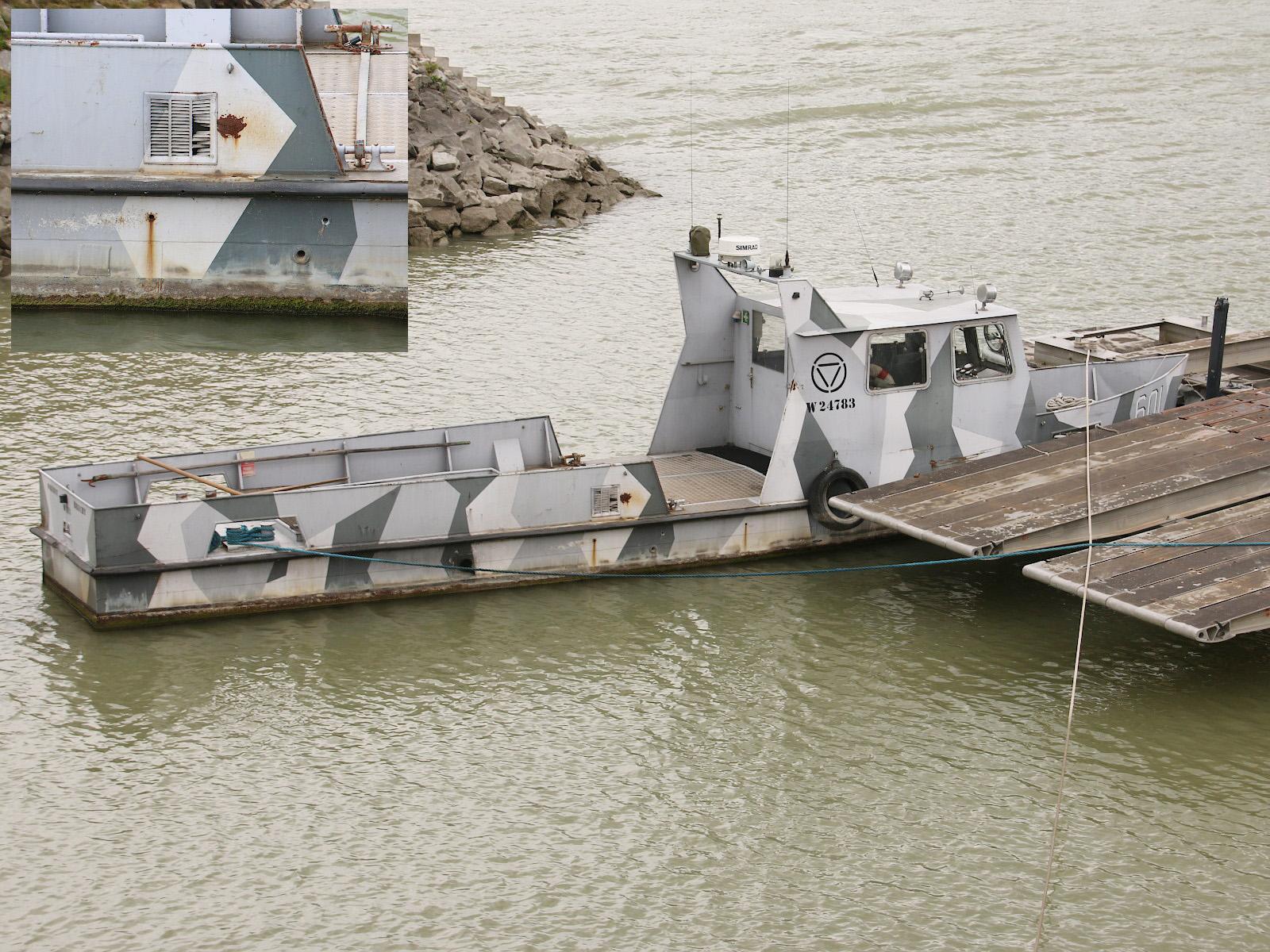 Das ausgeschiedene Patrouillenboot Oberst Brecht könnte mit mehr Liebe erhalten werden © Doppeladler.com