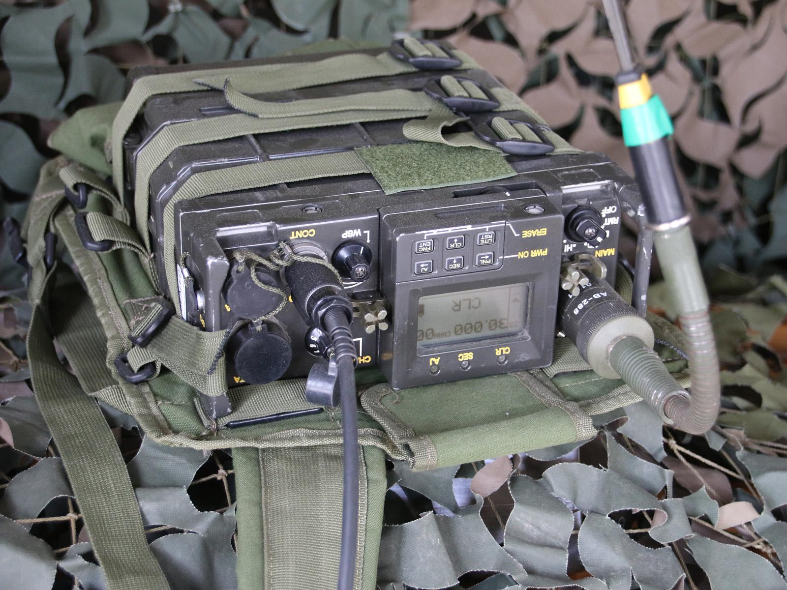 Truppenfunksystem CONRAD © Doppeladler.com