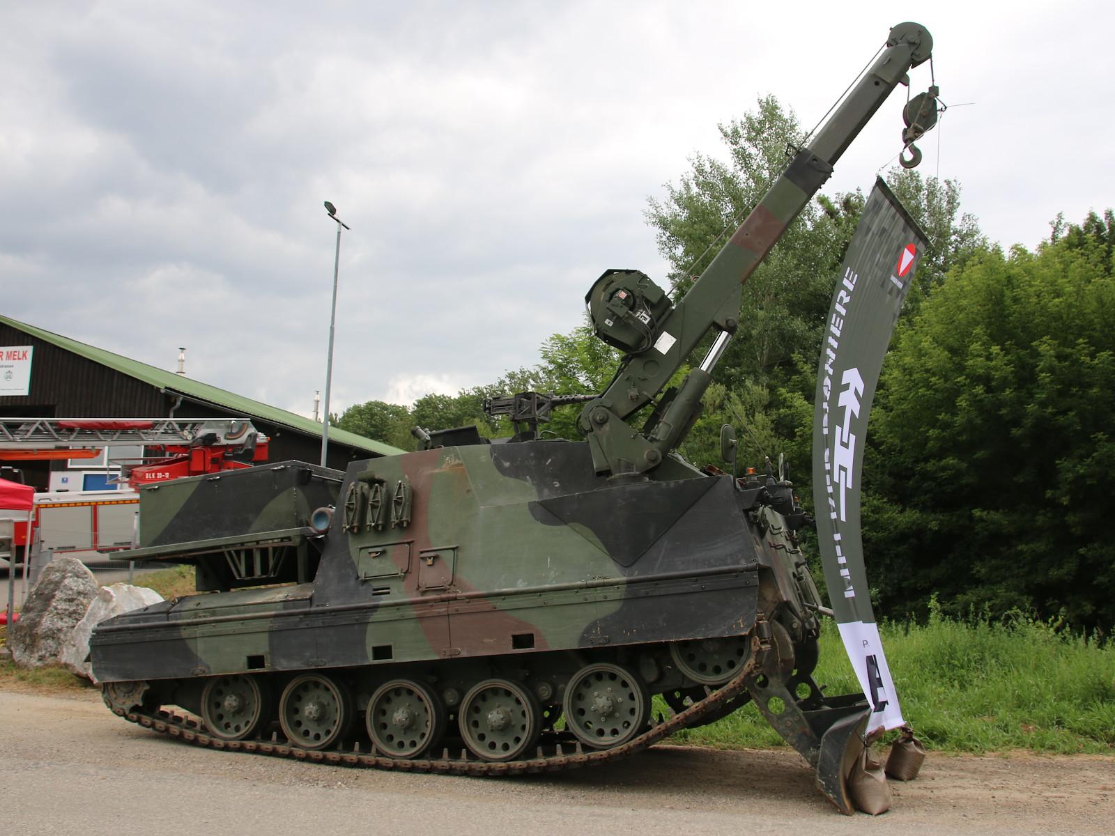 Bergepanzer Greif A1 © Doppeladler.com