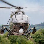 Der H145M kann mit der HForce Bewaffnungsoption ausgeliefert werden © Airbus