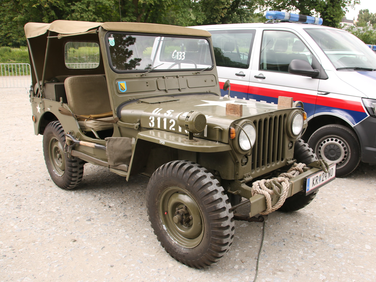 Jeep Willys © Doppeladler.com
