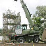 Teleskoparm-Stapler Manitou MRT 2150 Turbo © Doppeladler.com
