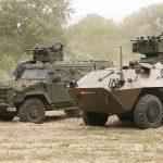 Husar und Pandur - beide mit Waffenstation WS4 Panther © Doppeladler.com