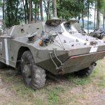 BRDM-2 Panzerwagen sowjetischer Bauart © Doppeladler.com