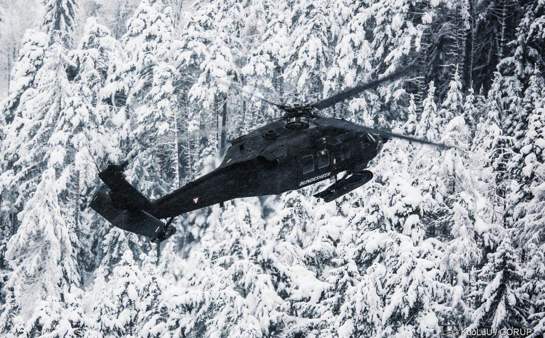 Sikorsky S-70A-42 Black Hawk © Bundesheer
