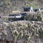 Schützenpanzer Ulan sichert den Vorstoß der abgesessenen Truppe mit seiner 30 mm Kanone © Doppeladler.com