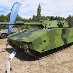 ASCOD mit 120 mm Panzerkanone im HITFACT-Turm von Leonardo © Doppeladler.com