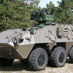 Mannschaftstransportpanzer Pandur A1 © Doppeladler.com