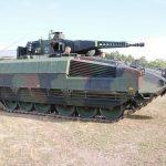 Schützenpanzer Puma - Der Innenraum durfte nicht fotographiert werden - er ist eng © Doppeladler.com