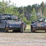 Schützenpanzer Ulan und sein Vorgänger, der Schützenpanzer 4K4E/F © Doppeladler.com