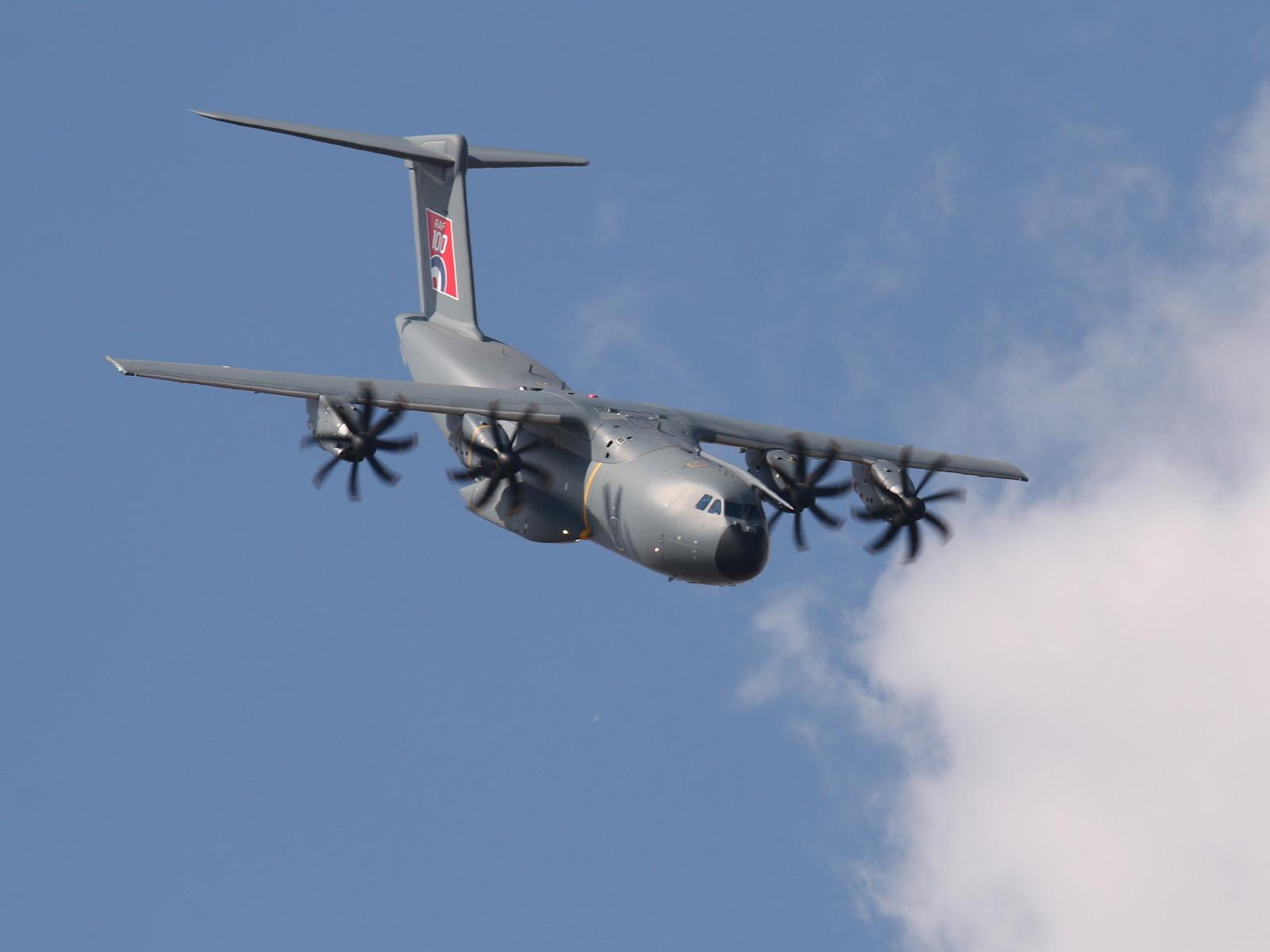 Airbus A400M Atlas © Doppeladler.com