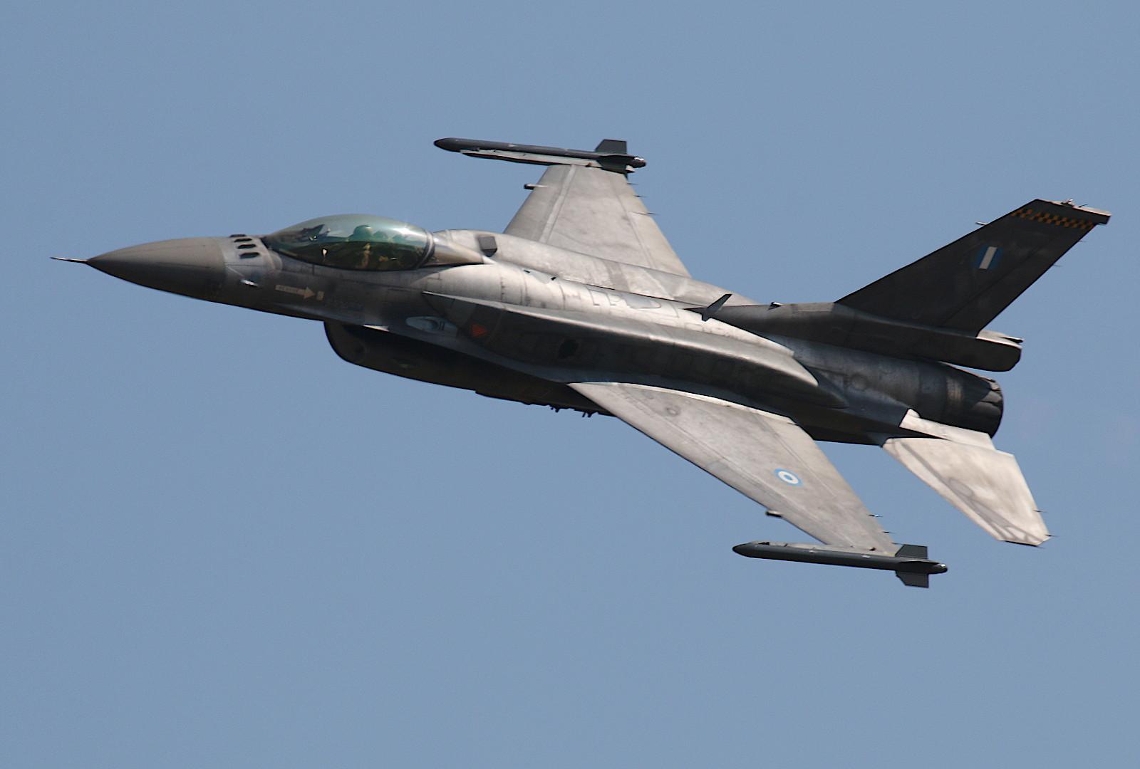 Lockheed Martin F-16C Fighting Falcon 520 aus Griechenland © Doppeladler.com