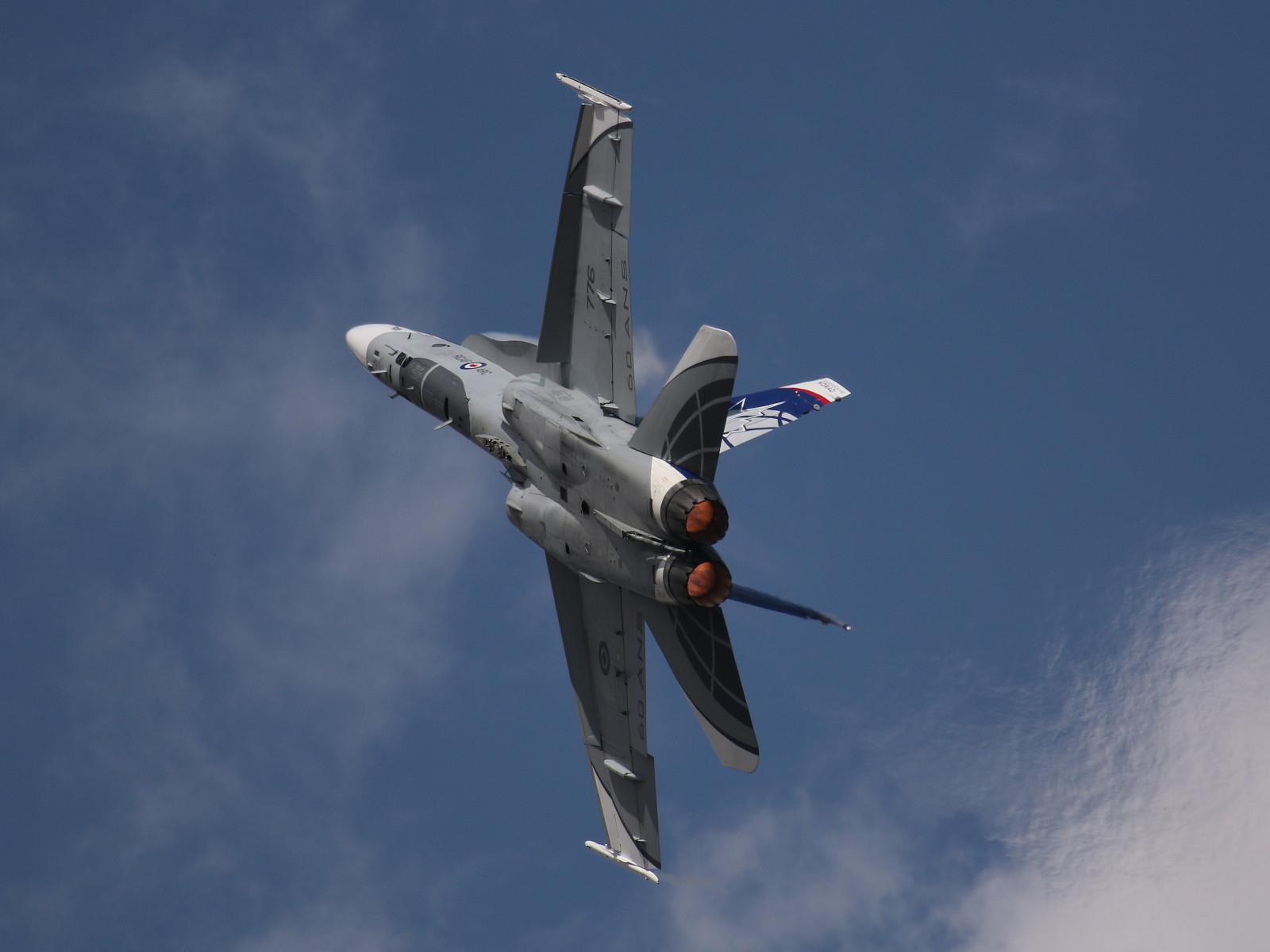 McDonnell-Douglas CF-188A Hornet 776 aus Kanada © Doppeladler.com