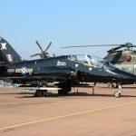 Bae Systems Hawk-T.1A (F) Jettrainer XX203 der RAF © Doppeladler.com
