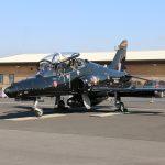 BAe Systems Hawk 128 T.2 Jettrainer ZK032. Auch ein Kandidat für die Saab 105 Nachfolge © Doppeladler.com