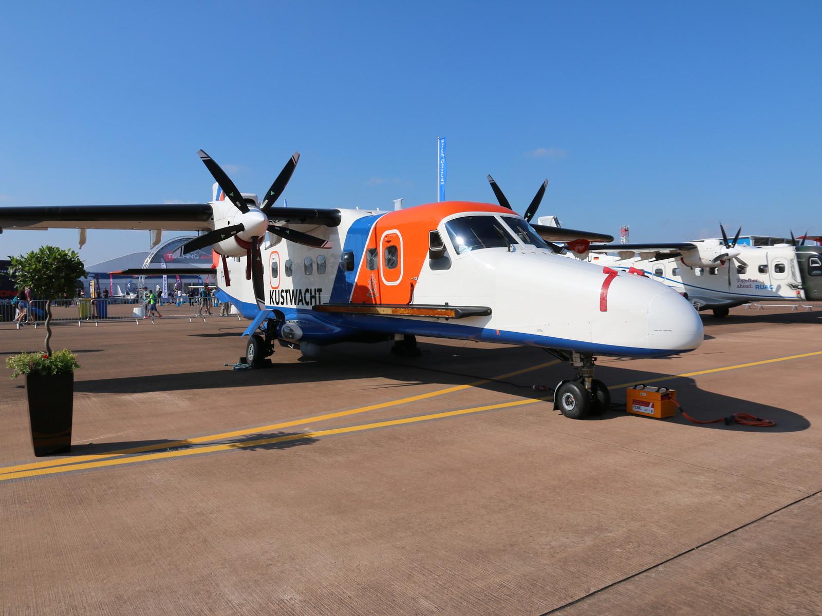 Dornier Do.228-212 PH-CGC der niederländischen Küstenwache © Doppeladler.com