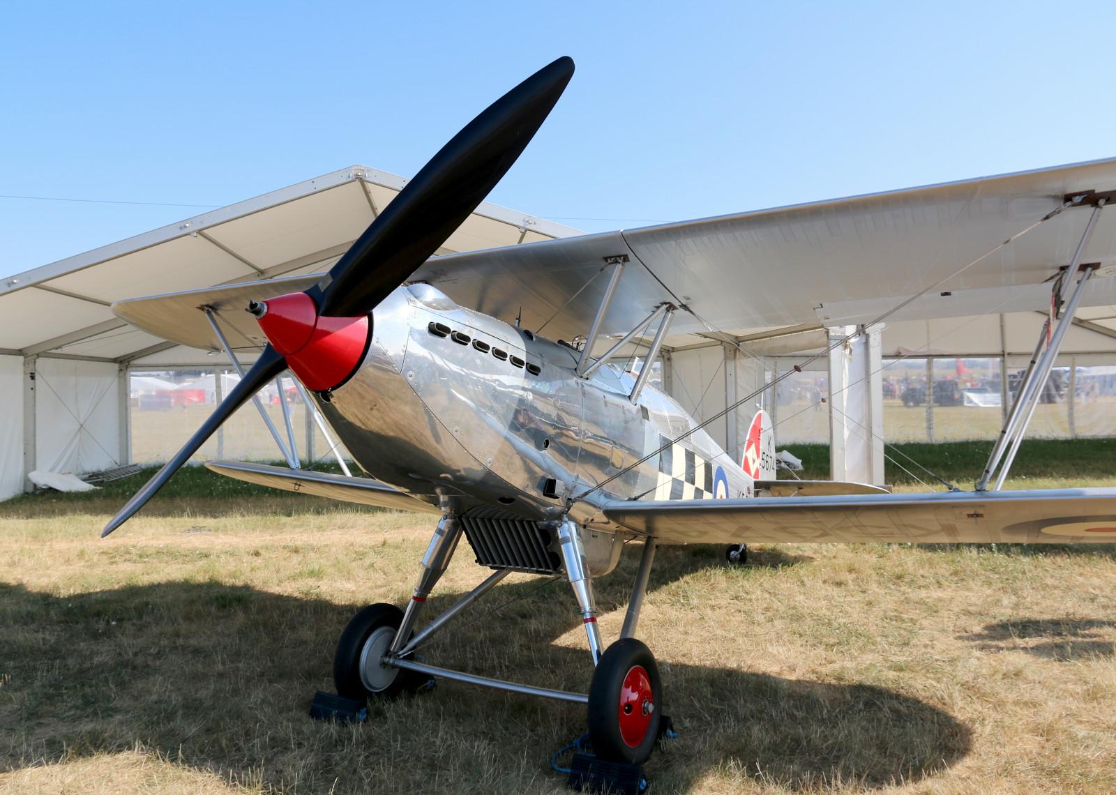 Hawker Fury K5674 © Doppeladler.com