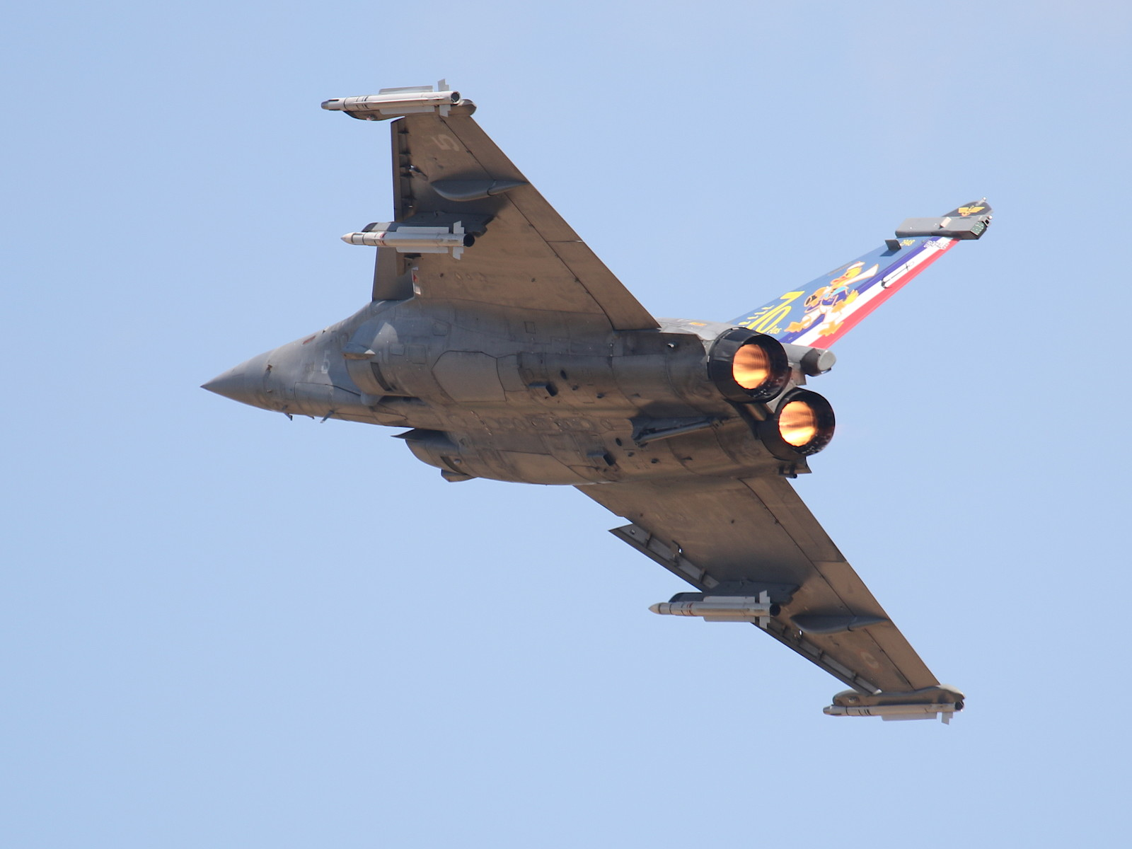 Dassault Rafale M (5) der französischen Marine © Doppeladler.com