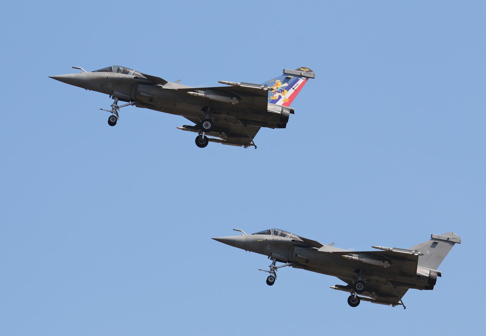 Dassault Rafale M der französischen Marine © Doppeladler.com