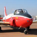 Jet Provost T.3 - XM479 © Doppeladler.com