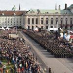 Angelobung von 1.021 Rekrutinnen und Rekruten © Bundesheer