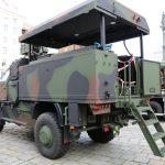 ATF Dingo 2 MatE zur Materialerhaltung ist eine mobile Werkstatt © Doppeladler.com