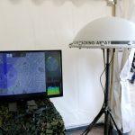 Drohnen-Detektionssystem AARTOS DDS von Aaronia - Peilantenne Aaronia IsoLOG 3D RF-Tracking Array - erfasst Fernsteuerung und Drohne auf bis zu 5 km © Doppeladler.com