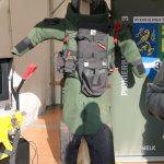Schwerer Bombenschutzanzug SPS-10a - 30,5 kg inkl. Helm © Doppeladler.com