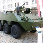 Das Bundesheer bekommt 34 Pandur Evolution 6x6 - wie der Name sagt eine Weiterentwicklung des Pandur © Doppeladler.com