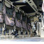 Minenschutzsitze des Pandur Evo © Doppeladler.com