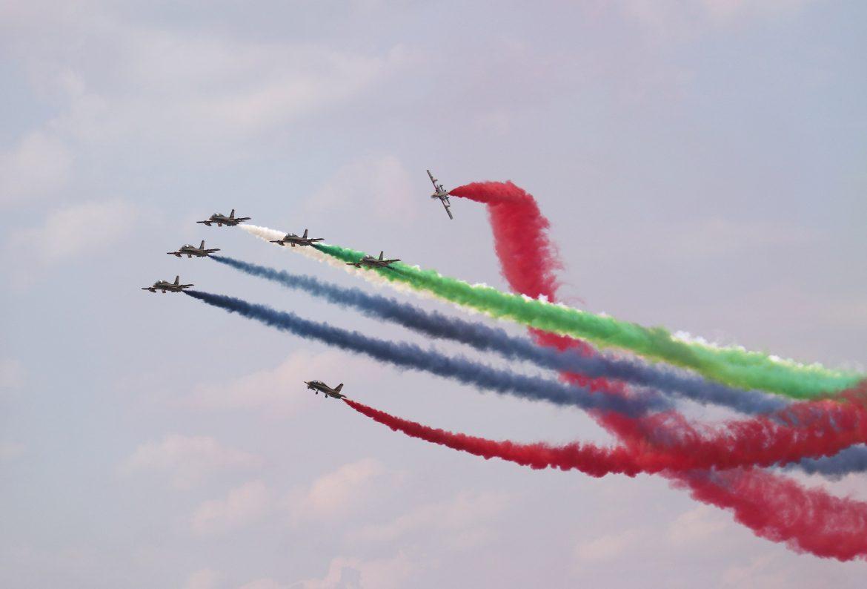 Frecce Tricolori © Doppeladler.com
