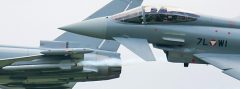 Fix bei der AIRPOWER dabei: Eurofighter Typhoon © Doppeladler.com