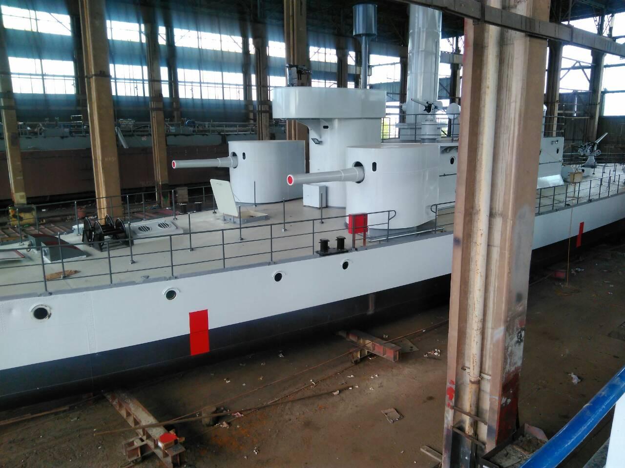In der Werft 2018/2019