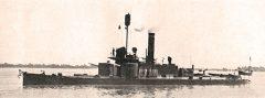 Donaumonitor SMS Bodrog © Archiv