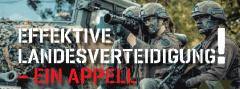 "Positionspapier ""Effektive Landesverteidigung - ein Appell"" © Bundesheer"