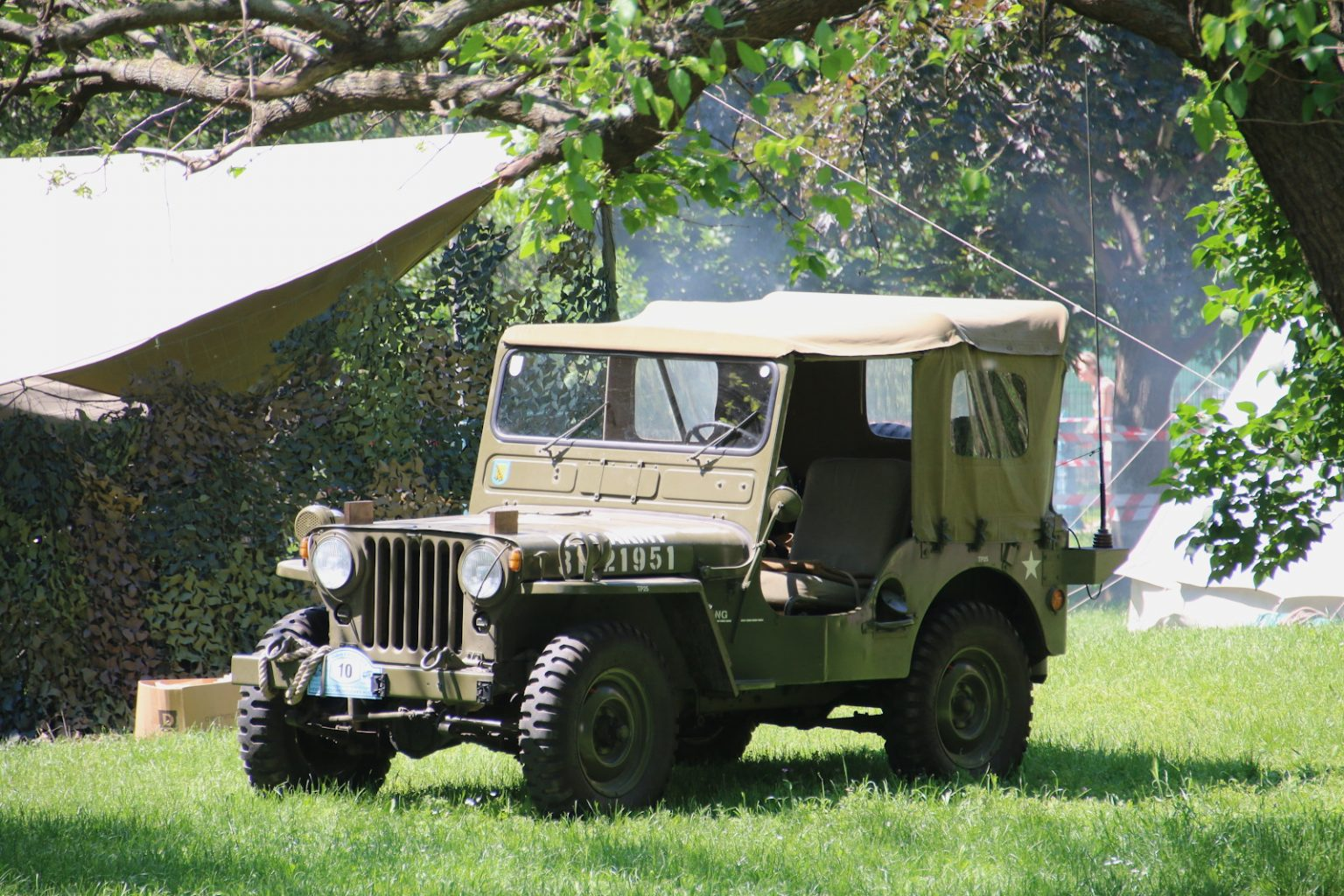 Willys Jeep © Doppeladler.com