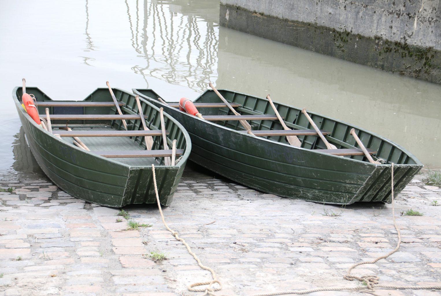 Neu: Pionier-Mehrzweckboot Aluminium (ALU Pi-Boot) © Doppeladler.com