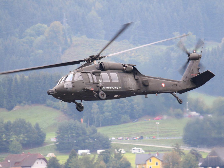 Sikorsky S-70A-42 Black Hawk '6M-BB' © Doppeladler.com