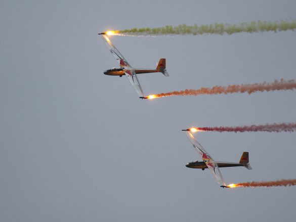 Team Blanik (Blanik L 13 Segelflugzeug) © Doppeladler.com