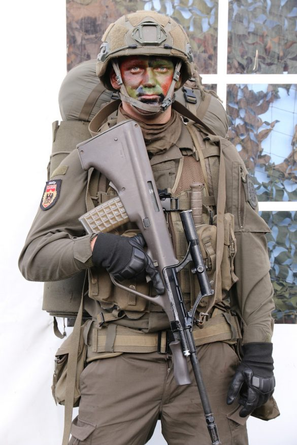 Soldat der Garde © Doppeladler.com