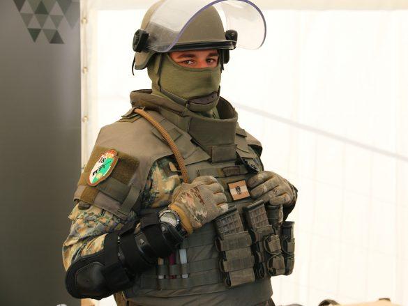Soldat des Jägerbataillon 18 © Doppeladler.com