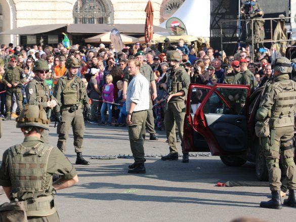 Checkpoint der Miliz © Doppeladler.com