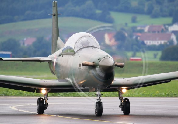Pilatus PC-7 Turbo Trainer © Doppeladler.com