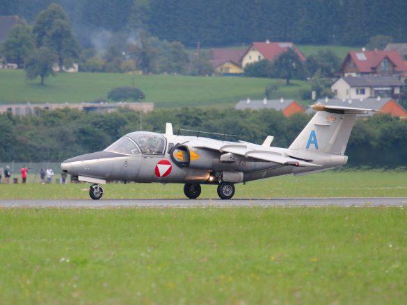 Saab 105 Oe 'BA-31' © Doppeladler.com