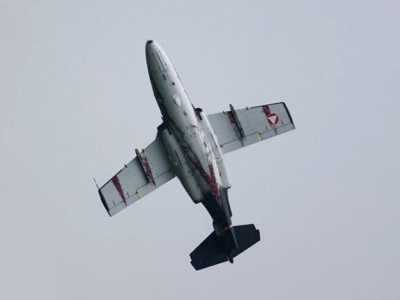 Saab 105 Oe 'GD-14' © Doppeladler.com