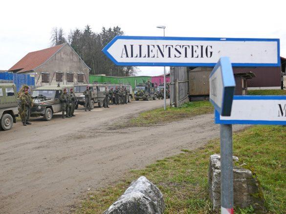 Truppenübungsplatz Allentsteig © Doppeladler.com