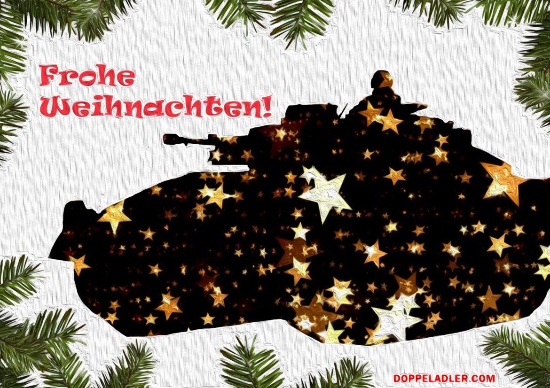 Frohe Weihnachten! © Doppeladler.com