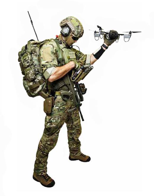 Technischer Spezialaufklärer / Technical Reconnaissance des Jagdkommandos © Bundesheer